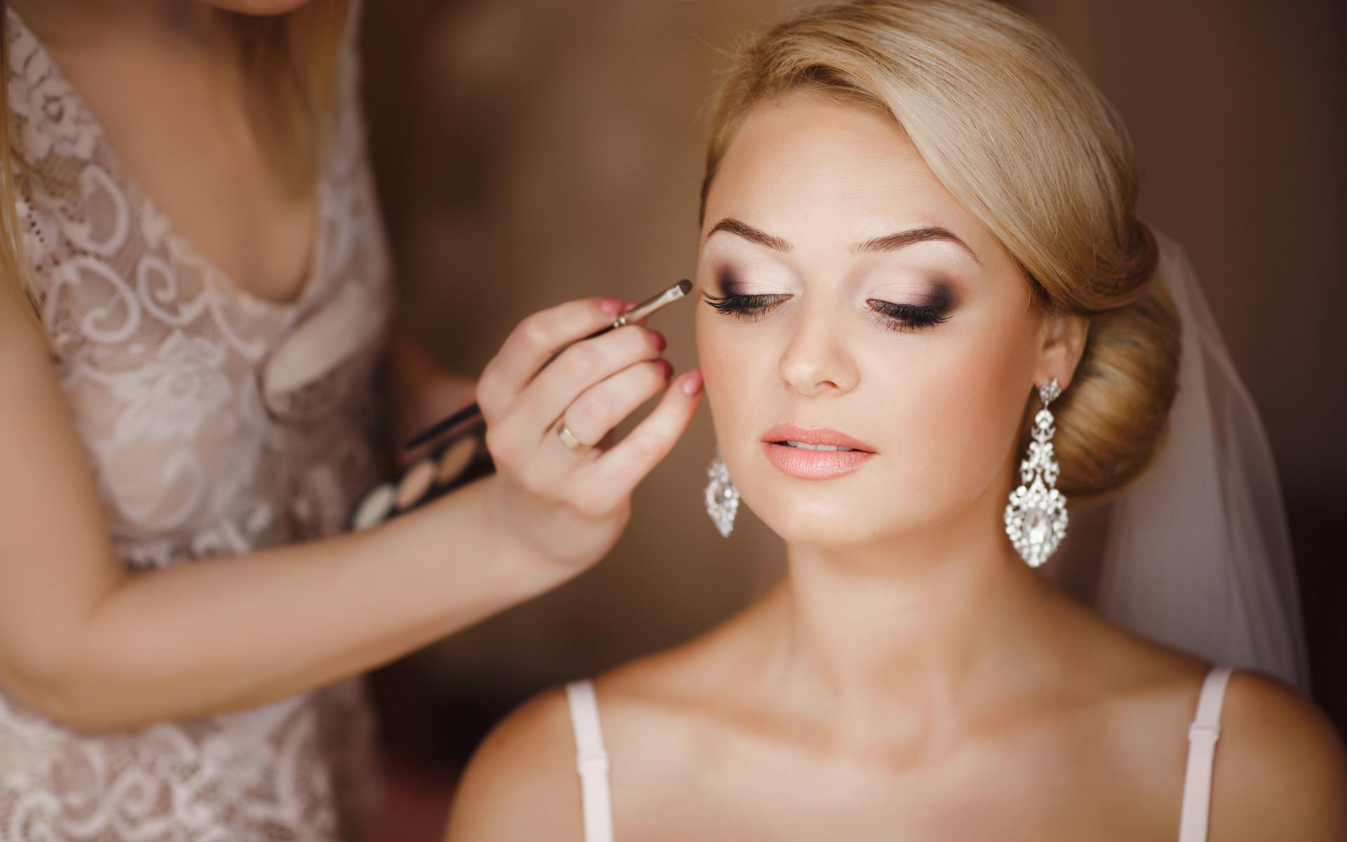 maquillaje y peinado para novias en Madrid